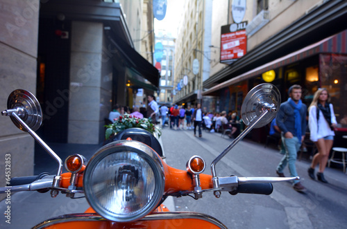 Degraves Street - Melbourne