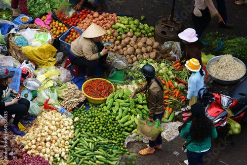 Fotografía  outdoor farmers market