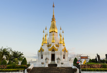 Thai Temple Of Wat Tham Kuha S...