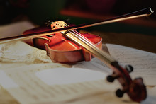 Eine Violine