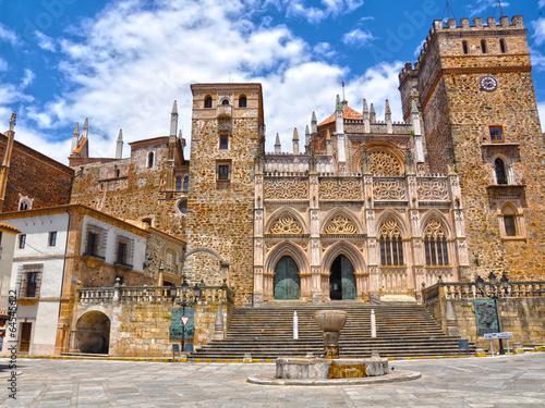 Monasterio De La Virgen De Guadalupe Extremadura Caceres Buy