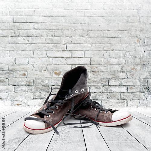 Fotografía  Old sneakers