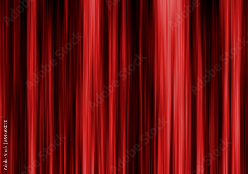 Dark red curtain texture
