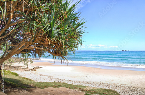 Fotografija Watergoes Beach in Byron Bay in Australia