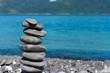 stack pebble stone