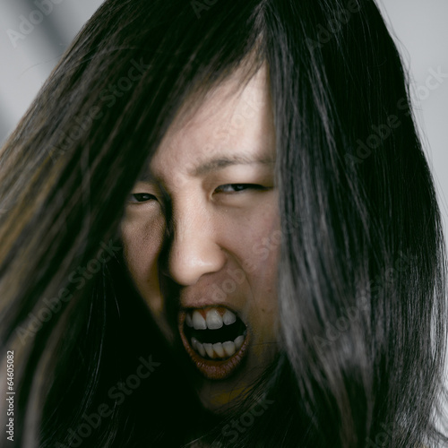 SHERRY: Asian girl monster