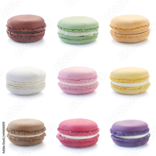 Recess Fitting Macarons Macarons Parisiens