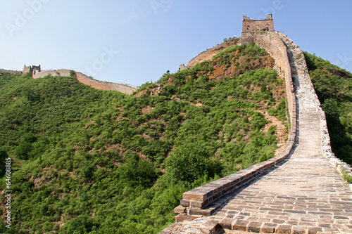 Papiers peints Muraille de Chine Great wall of China - JinShanLing neat Beijing, China