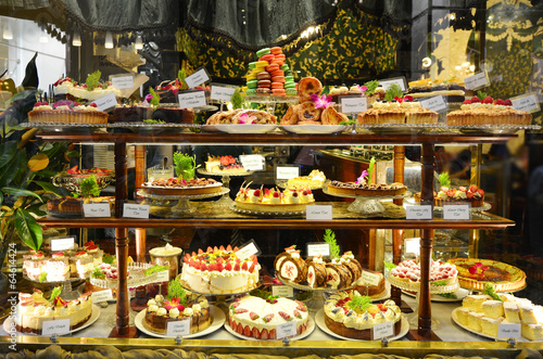 Pastry shop - 64614424