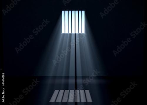 Fotografie, Obraz  Vězení