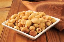 Roasted Spanish Peanuts