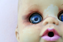 Doll With Blue Eyes
