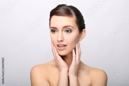 Fototapety, obrazy: beauty face