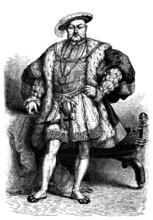 English King : Henry VIII - 16...