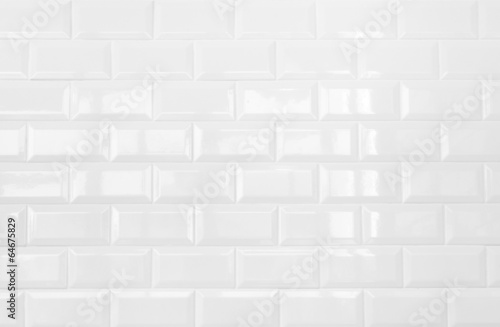 white ceramic brick tile wall,background - Buy this stock photo and ...