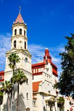 Flagler College In St. Augusti...