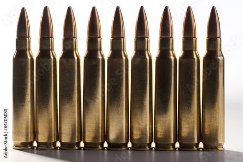 Stampa su Tela Rifle Bullets