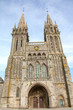 La cathédrale Paul-Aurélien de saint Pol de Léon en Bretagne