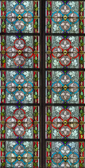 Fototapetastained-glass window