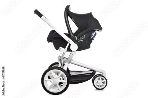 Baby Stroller Poster