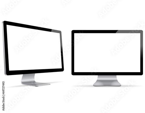 Fotografie, Obraz  Monitor - display