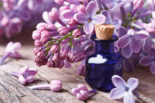 Tincture Of Aromatic Lilac Flo...