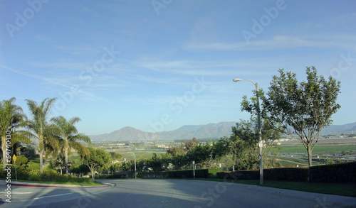 City Of Camarillo Streets And Mountains Ca Kaufen Sie Dieses Foto