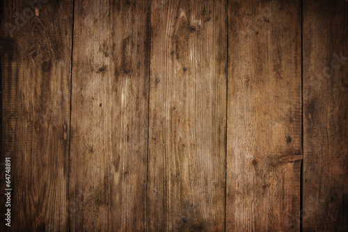 Foto op Plexiglas Hout wood texture plank grain background, wooden desk table or floor