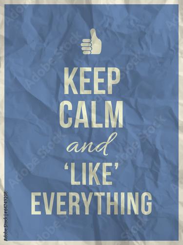 zachowaj-spokoj-jak-wszystko-co-cytujesz-na-pogniecionej-papierowej-fakturze