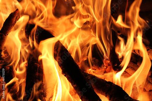 In de dag Vuur / Vlam Flames