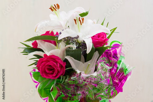 lily rose bouquet