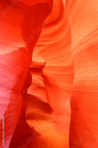 Papiers peints Brique Lower Antelope Canyon