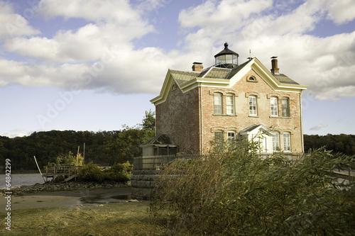 Fotografie, Tablou  Saugerties Historic Lighthouse