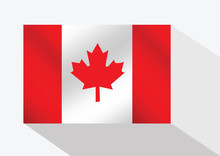 Flag Of Canada Themes Idea Design