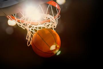 Košarkaški koš za bodove na sportskoj areni