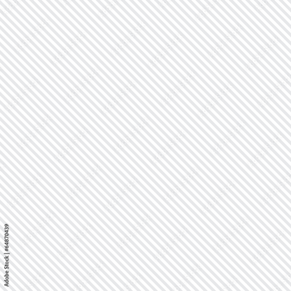 Fototapeta Diagonal lines white pattern. Seamless texture.