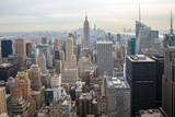 Widok Manhattanu