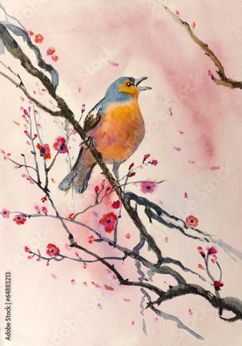 ptak-na-galezi