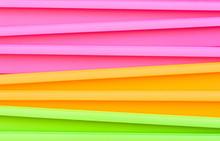 Multicolored Plastic Fluorescent  Jardiniere