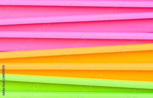 multicolored plastic fluorescent  jardiniere Wallpaper Mural
