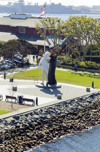 фотография  Unconditional surrender, San Diego