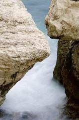 Obraz na PlexiMediterranean coast