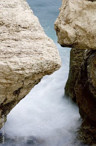 Mediterranean coast - 64934601