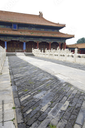 Foto op Aluminium Beijing Forbidden City