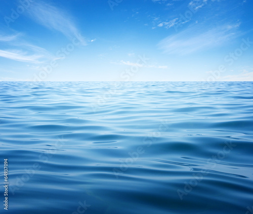 Photo Stands Ocean sea
