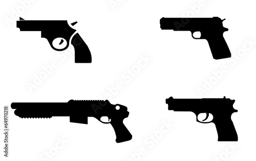 Valokuva  Guns