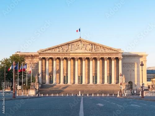 Photo Assemblée nationale
