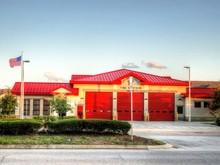 USA Fire Station