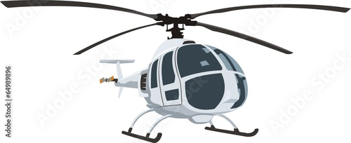 Fotografia compact helicopter