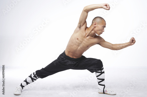 Fototapeta  The image of man in Asia